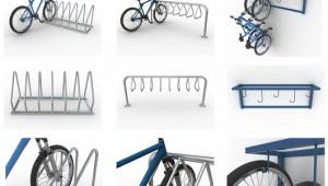 bicicleteros y Talanqueras